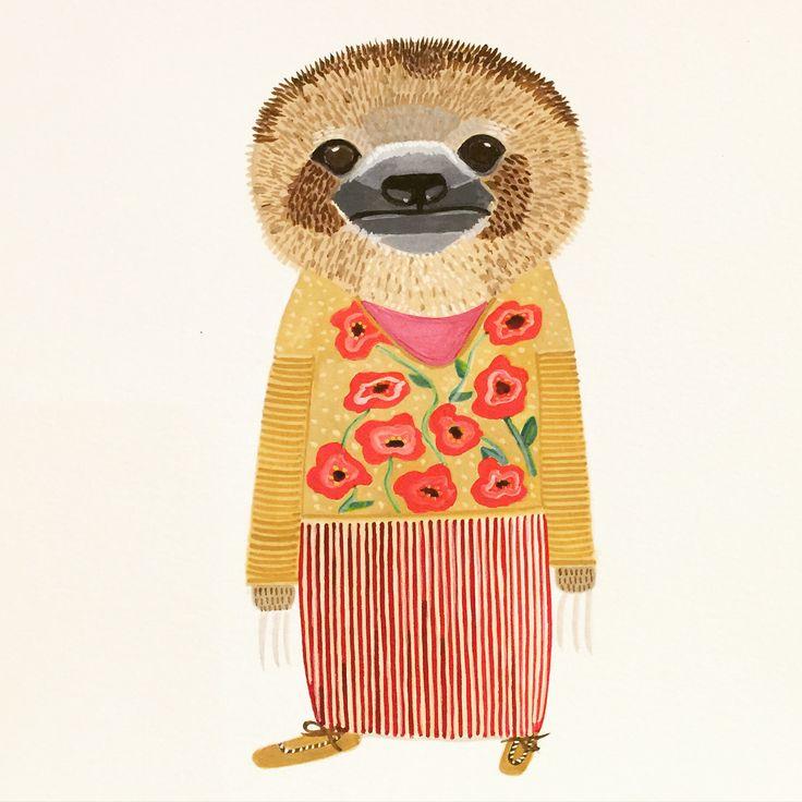 Granny Sloth.
