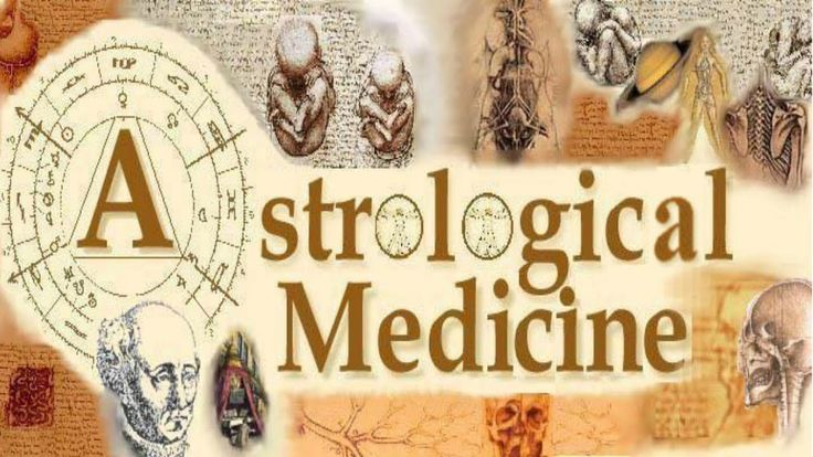 MEDICAL ASTROLOGY ALL SIGNS