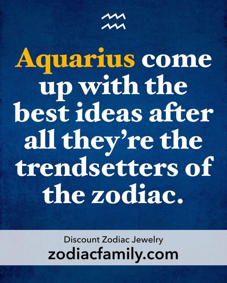 #aquarius trendsetter♒️
