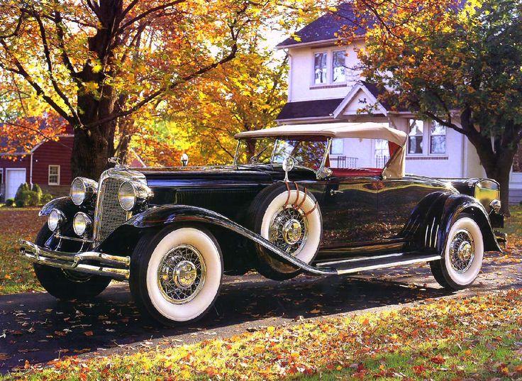 1928 Chrysler CG Imperial 8 Roadster - (Chrysler Corp Auburn Hills, Michigan, 1925-present)
