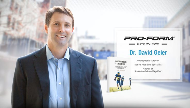 The racing season is starting to heat up. We sat down in an exclusive interview with Dr. David Geier - Sports Medicine.   Find out how you can stay injury free and on the road this year.