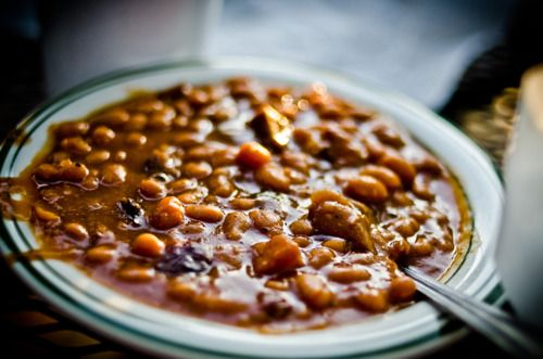 Image result for kansas city bbq with baked beans
