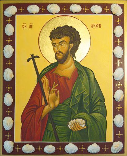Heilige Jacobus de Meerdere