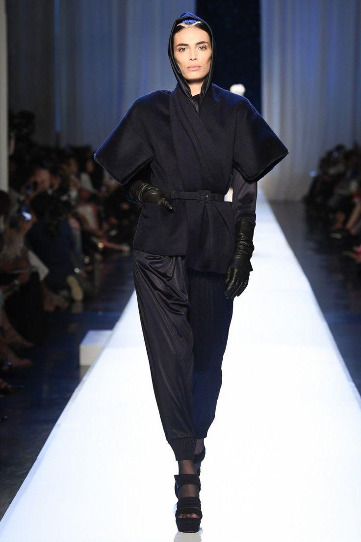 Jean Paul Gaultier, Осень-зима 2017/2018, Couture, НЕДЕЛЯ МОДЫ: Париж