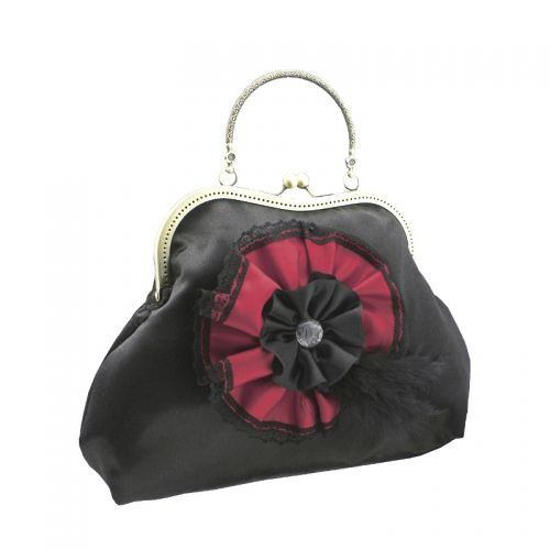 4579 Evening handbags Handbag with handle in glamour or occasions
