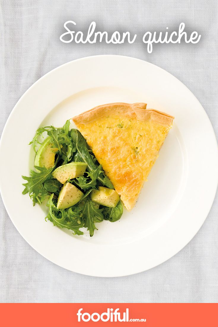 Using canned salmon, this salmon quiche recipe is a real budget buster. With pastry made from scratch, you'll come to understand the deliciousness involved with homemade quiches. This recipe takes 1 hr and serves 4 people.
