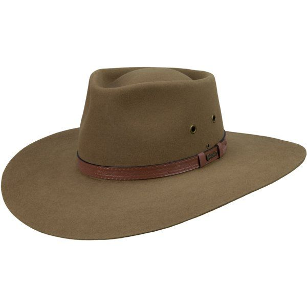 The Territory By Akubra Akubra Leather Hats Hats For Men