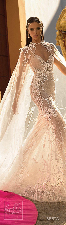 Berta Seville Wedding Dress Collection #weddingdress #bridalgown #weddinggowns