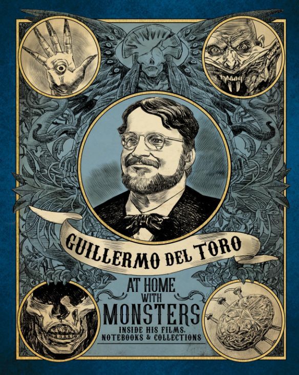 A book that'll allow you to venture into the mind of Guillermo del Toro. | 21…