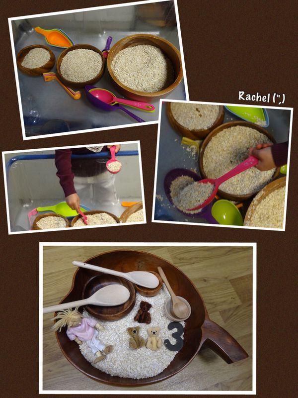 """Exploring porridge oats from Rachel ("""",)"""