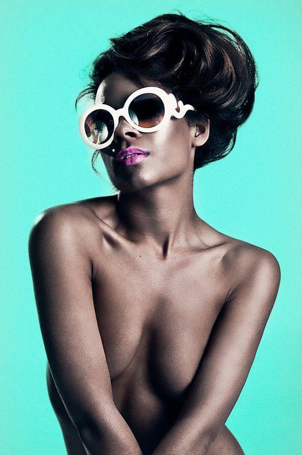 Prada baroque sunglasses. Ashley by Chris Davis; gorgeous palette  Source http://500px.com/photo/5574449