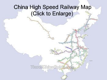 China Bullet Train Tickets Booking, High Speed Rail