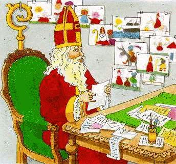 Sinterklaas werkbladen voor onderbouw en groep 3