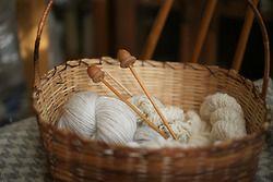 coastalcottage:  (via acorn knitting needle)