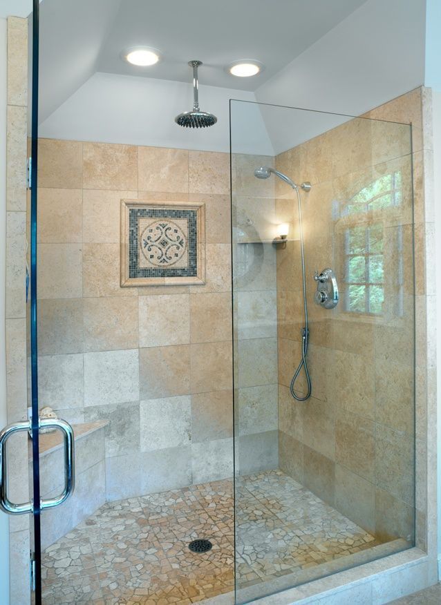 Ordinaire Bathroom Design With Natural Stone