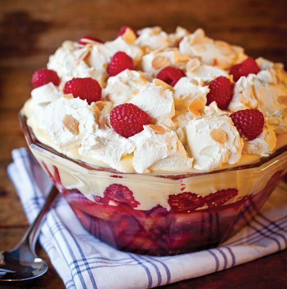 Quintessentially English dessert recipes - Photo 1