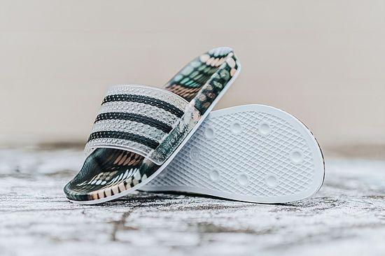 'slides show' - wannabe suburban rockstar.  adidas-rita-ora-adilette-core-black-1