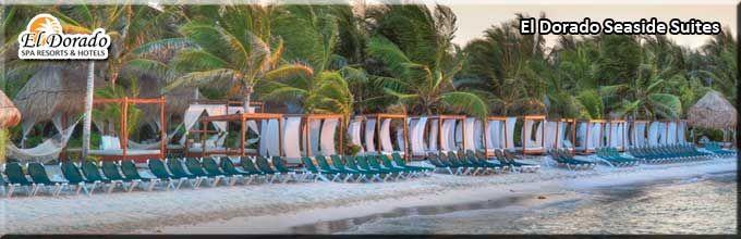 All inclusive resorts! ADULTS ONLY!  El Dorado Seaside Suites  Mexico #allinclusive #travel #deals #resorts #adultsonly #starshiptravel #fun www.starshiptravel.com