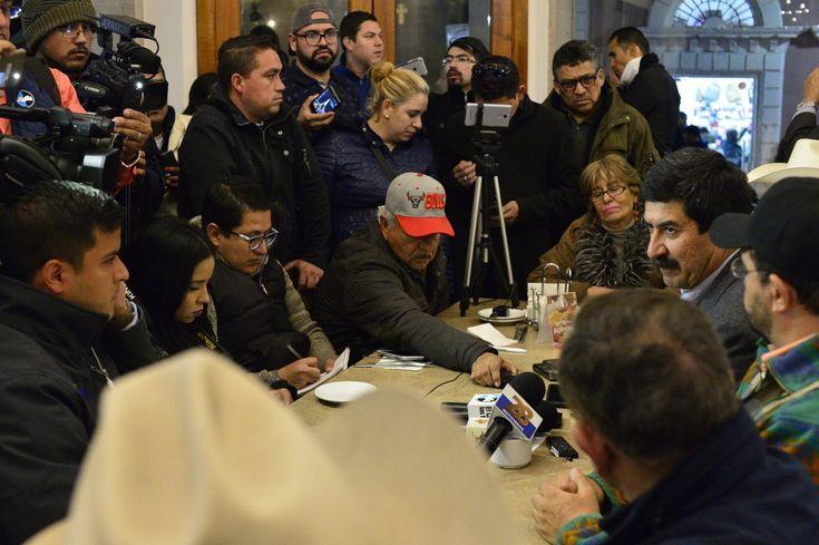 Se reunirá Corral hoy con Gobernación; advierte que de continuar cerrazón del Gobierno Federal se tomarán nuevas medidas, incluso internacionales | El Puntero