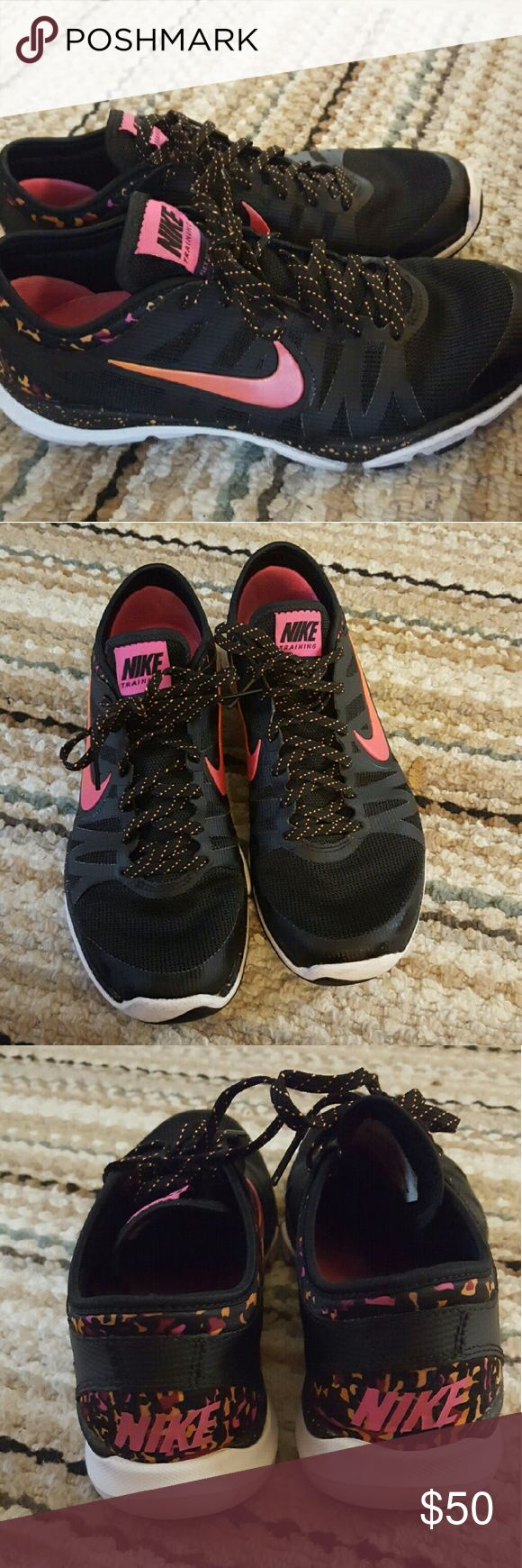 Nike Flex Supreme TR 3 Designed for Cross Training. Great for running as well. Nike Shoes Sneakers