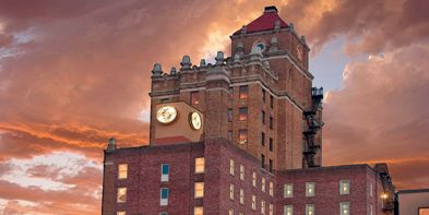 Indulge in the Luxury & History Found at the Marcus Whitman Hotel