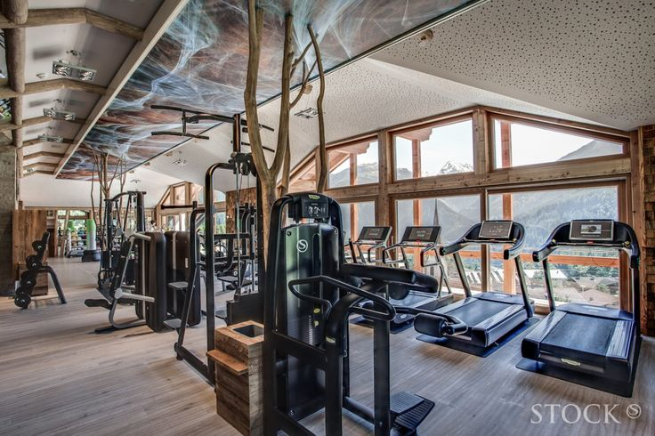 190m² Panorama Fitness Studio