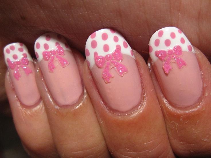 roze strik