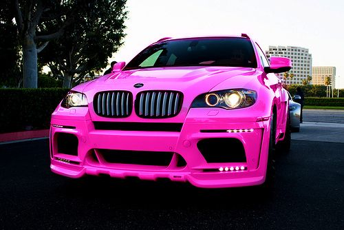 Pink Car Ride Like The Wind Pinterest Cars And Pink Bmw