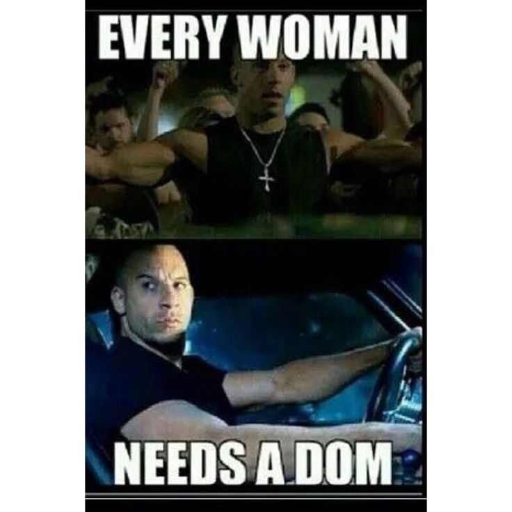 Dom and Letty- Fast and Furious.