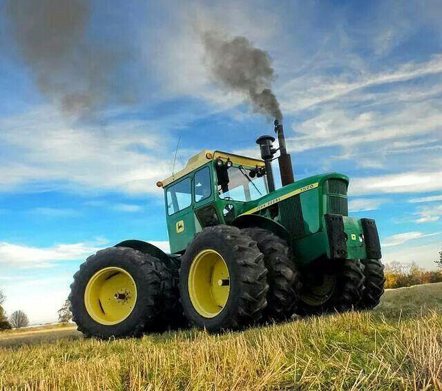 Large 4 Wheel Drive Tractors : John deere fwd tractors pinterest