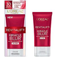 L'Oréal - Revitalift Miracle Blur Instant Skin Smoother Oil-Free in  #ultabeauty