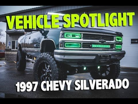 """Vehicle Spotlight """"UPDATE"""" - 1997 Chevy k1500 on Cali Offroad Busted 22's - YouTube"""