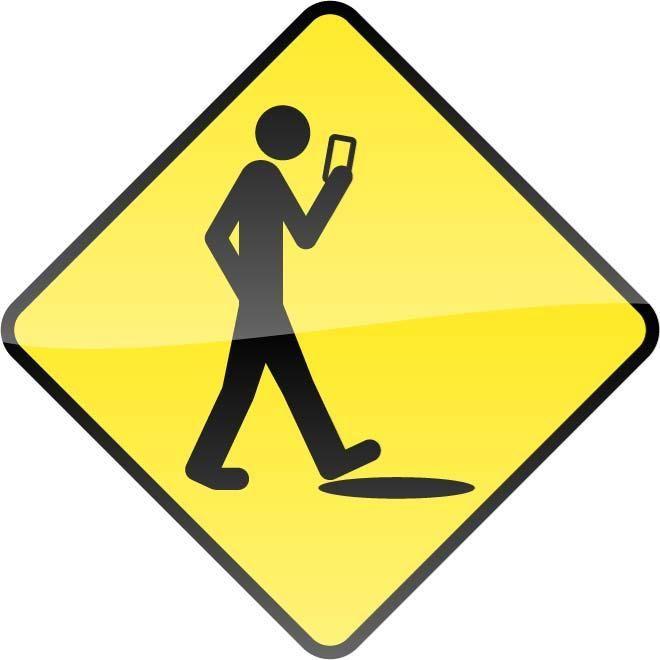 SMART PHONES STUPID PEOPLE