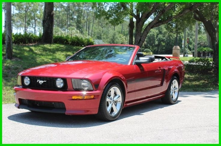 Ford: Mustang GT Deluxe California Special Convertible 2007 ford mustang california special convertible 07 Check more at http://auctioncars.online/product/ford-mustang-gt-deluxe-california-special-convertible-2007-ford-mustang-california-special-convertible-07/