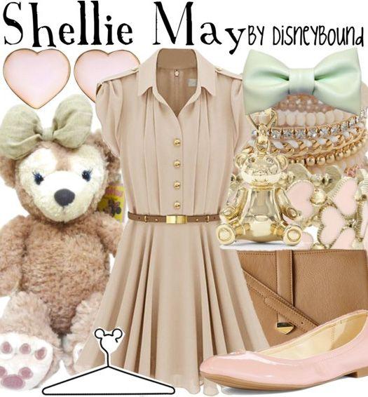 Disney Bound - Shellie May