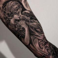 Tatuagem de Anjo   #41 exemplos Variados - Tattoo Finder