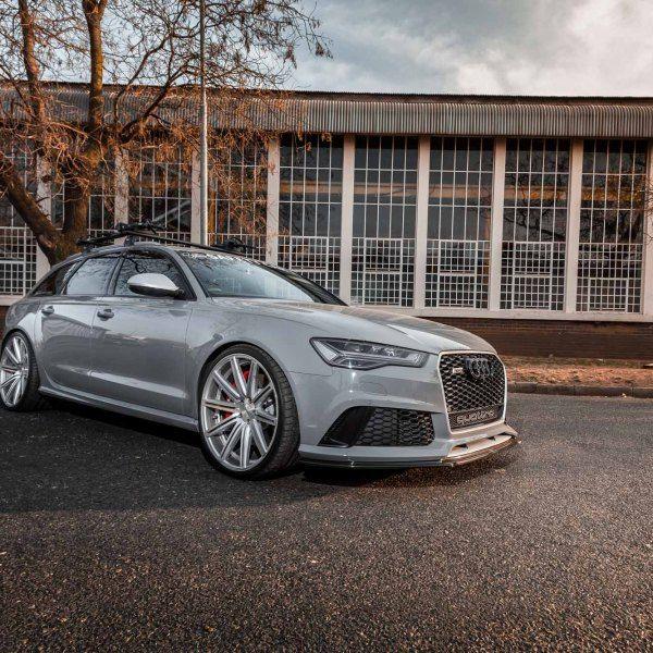 Custom Audi Images Mods Photos Upgrades Carid Com Gallery Audi S6 Grey Audi Audi