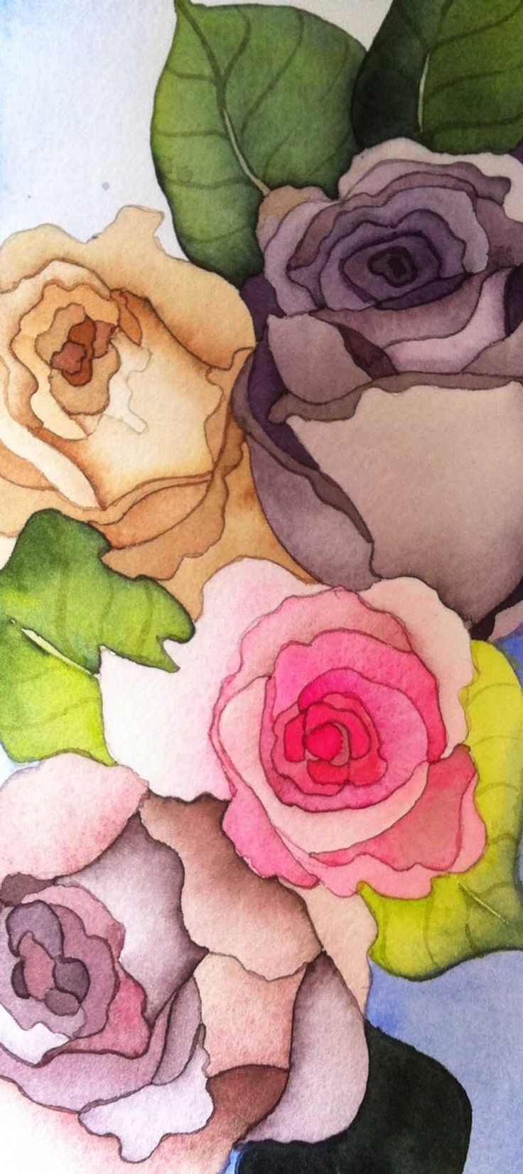 tus rosas me contaban tus penas y secretos