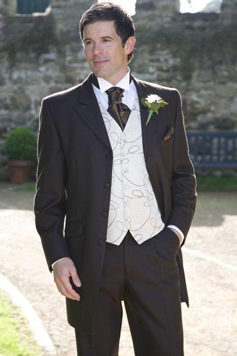 John Francis Bolton Suit Hire