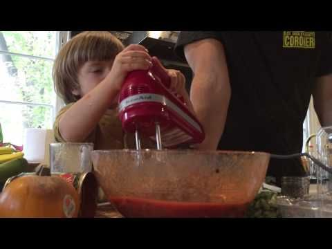 Learn Everything You Need To Know About Cooking From Misha Collins And His Son