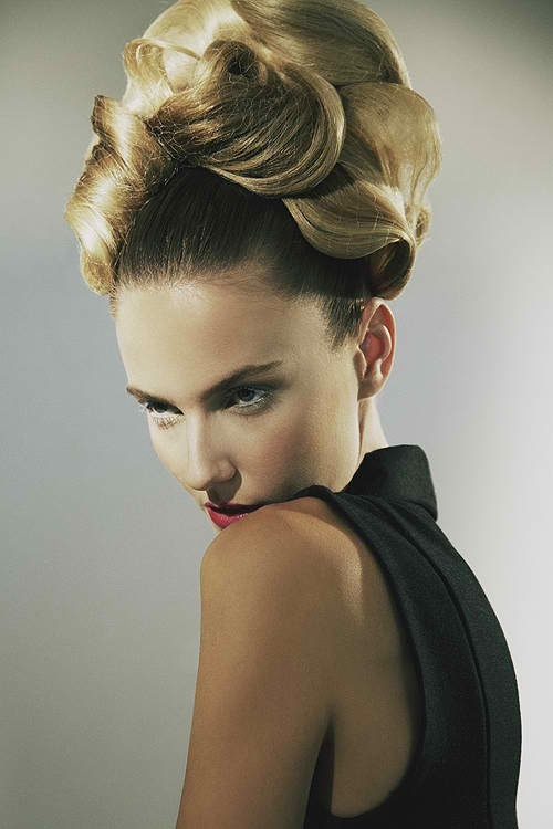 Colleen... Fashion Story 2012  Hair: Dennis Marshall Cooper  Photographer: Robert John Kley  Styling: Jimi Giovanni Urquiaga  Makeup: Sarah Barker  Model: Colleen Baxter