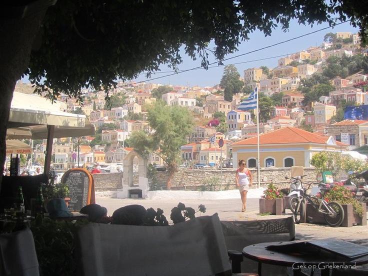 Simi - Greece - Gek op Griekenland
