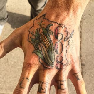 Wisconsin | 50 Awesome State Tattoos That Will Fill You With Hometown Pride