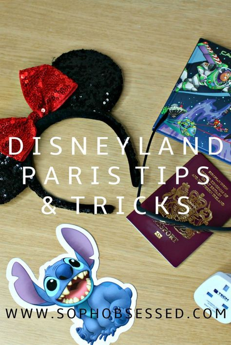 Disneyland Paris tips & tricks
