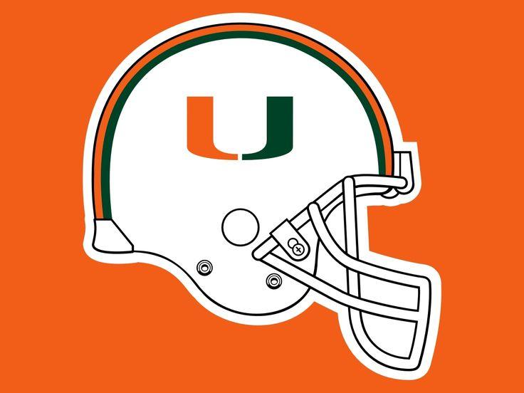 Miami hurricanes logo clipart - ClipartFox