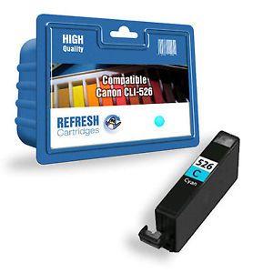 a compatible no original cli 526c cian cartuchos de tinta para canon impresoras