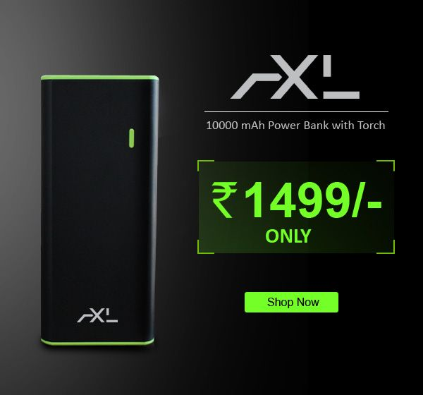 #10000mAh capacity #power #bank.Power #Button, #LED Indicator for #Battery #Level and it can #charge three devices at once for more detail visit: http://bit.ly/2hXuq5v