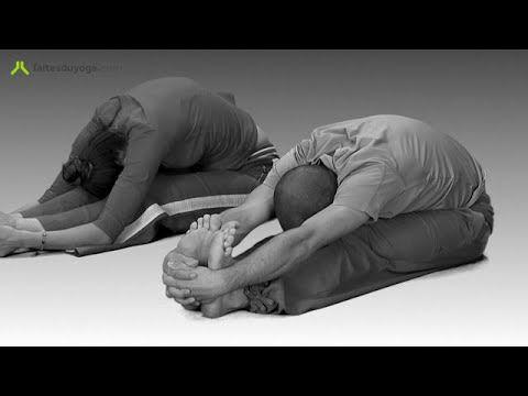 Séance complète yoga : équilibrer la force physique et mentale - YouTube