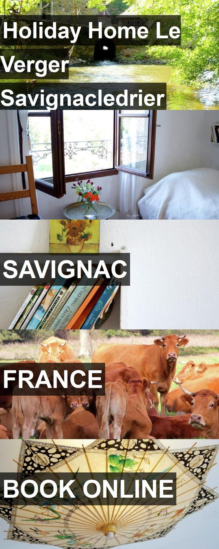 Hotel Holiday Home Le Verger Savignacledrier in Savignac, France. For more information, photos, reviews and best prices please follow the link. #France #Savignac #travel #vacation #hotel