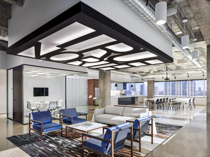 lauckgroup has designed the new offices of wealth management company True North Advisors, located in Dallas, Texas.